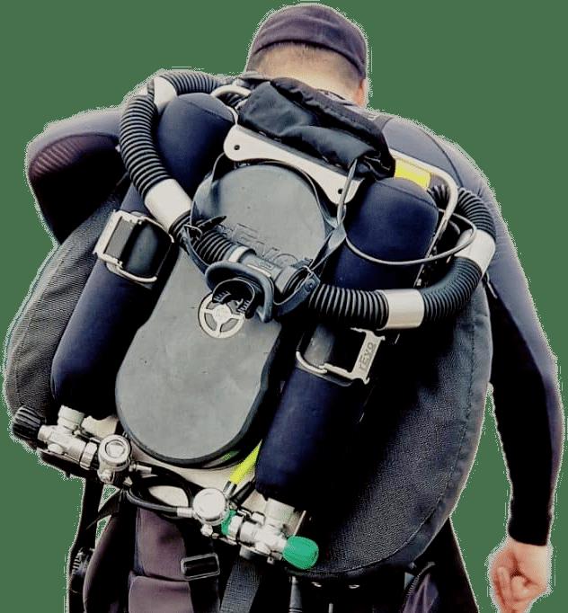 PADI TecRec Diving