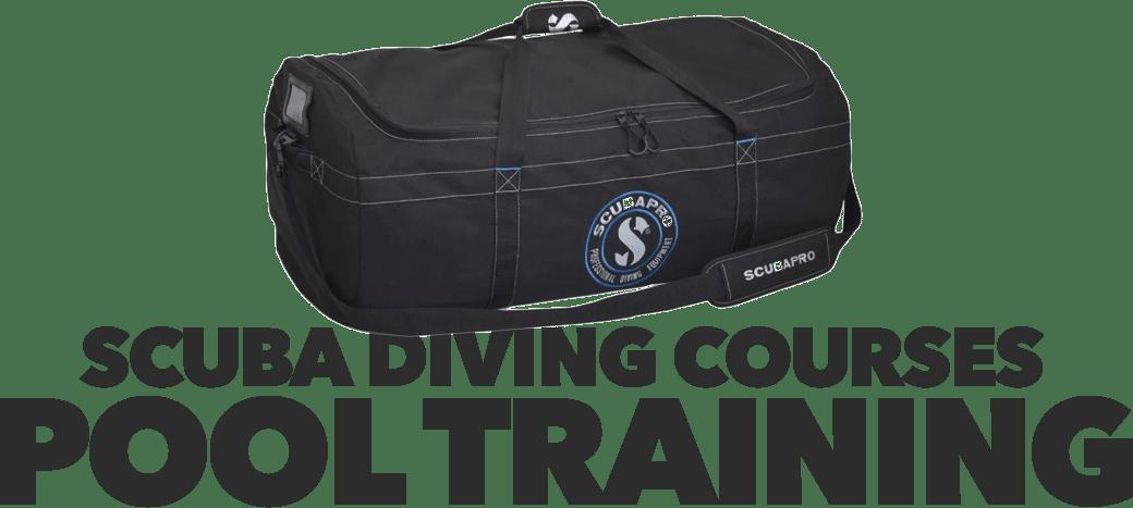 Pool Scuba Diving Training Singapore