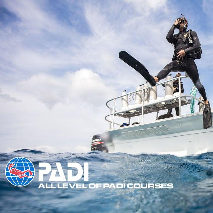 Hantu Singapore PADI Scuba Diving Courses