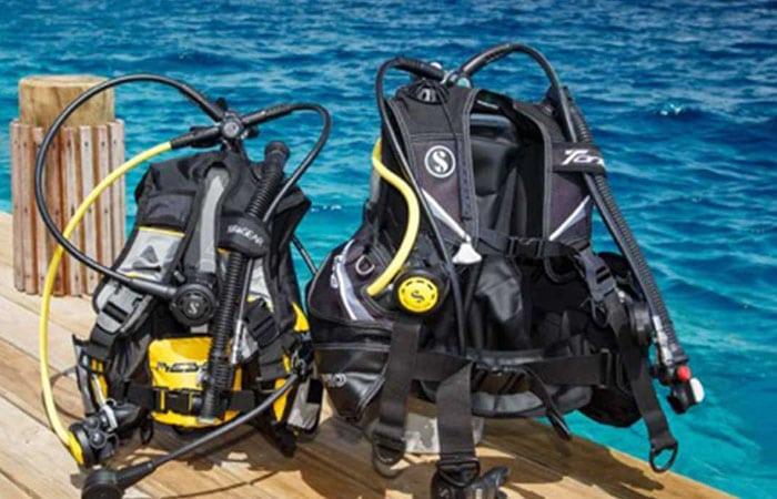 singapore bcd regulator scuba mask fins snorkel wetsuit dive computer diving rental cost